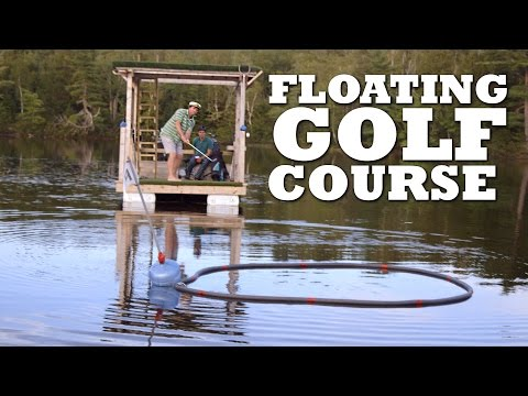 How to Play Floating Golf