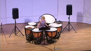 The Melodic Timpani Project: Bloom Suite III. arr. Diana Loomer