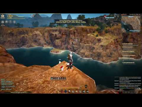 Black Desert JP-Enchanting TET Legendary IV Rhutum Elite Belt