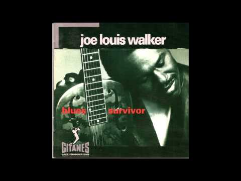 ♫ Young Girl's Eyes ✪ Joe Louis Walker