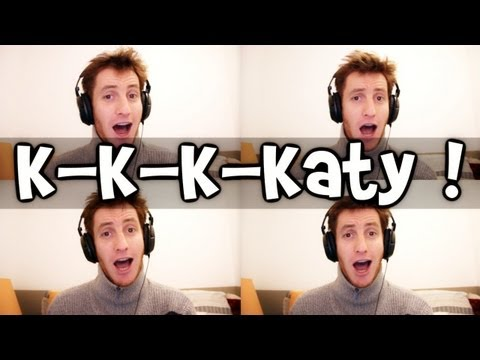 K-K-K-Katy - One Man Barbershop Quartet - Trudbol
