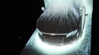The Waterfall on Audi R8