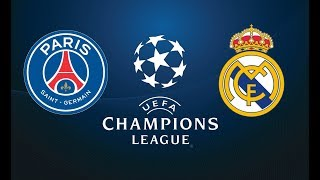 PSG vs. Real Madrid Live Game | Watch Online Free