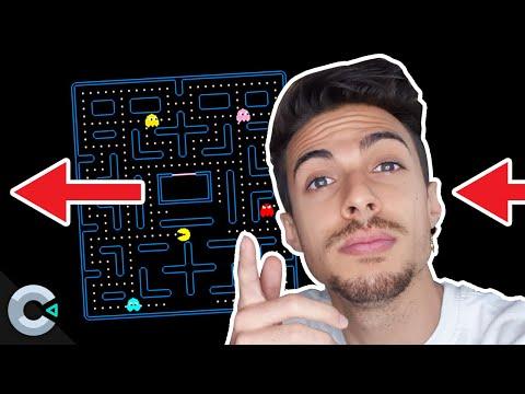 Creare L'effetto Pacman Su Construct 3