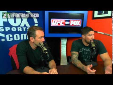 The Fighter and The Kid - Brendan says Jon Jones is GOAT, Bryan's back from Bora Bora