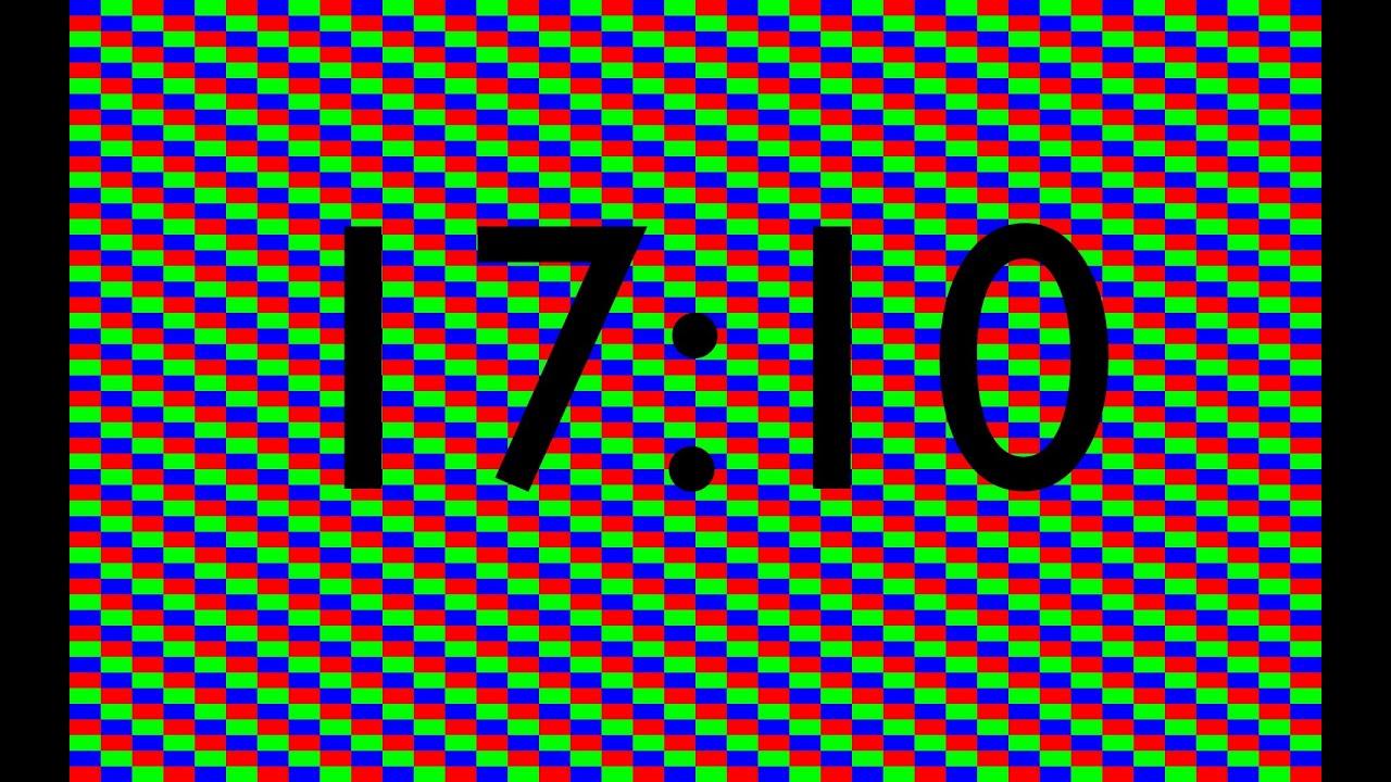 Hd Lcd Screen Burn In Stuck Pixel Fix For Ratio 17 10