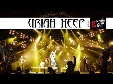 Uriah Heep   - Фестиваль Moto Open Fest 2017 (Киев, Чайка)