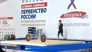 Первенство по тяжелой атлетике в Зеленодольске. 2017 год.