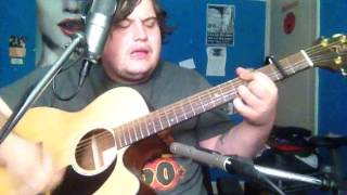 I Love it (I don't care) - James Dalby (icona pop acoustic cover)