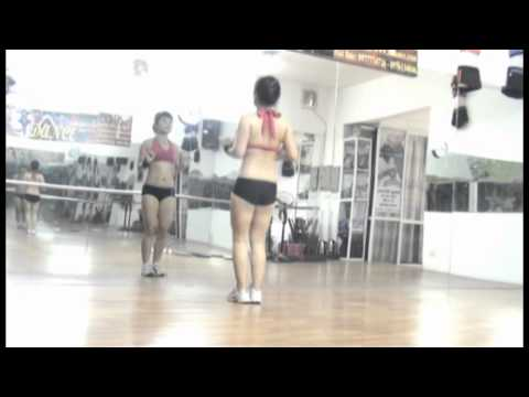 Thể dục thẩm mỹ - Bài phối hợp 23p21. LH : 0987375790