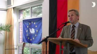 Grußwort des Willicher Bürgermeisters Josef Heyes (CDU) beim Tag der Heimat des BdV Viersen 2011