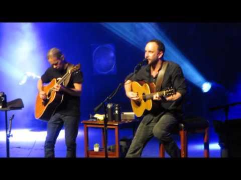Dave Matthews & Tim Reynolds @ Arcimboldi - Dancing Nancies 2017-04-07