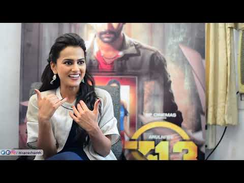 """"""" I Became an Audience when Arulnithi was performing """" Shraddha Srinath opens up!"""