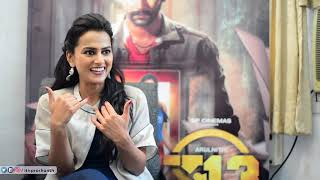 """ I Became an Audience when Arulnithi was performing "" Shraddha Srinath opens up!"