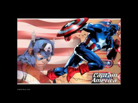 Captain America Wiki By All-All Videos [A-AV]