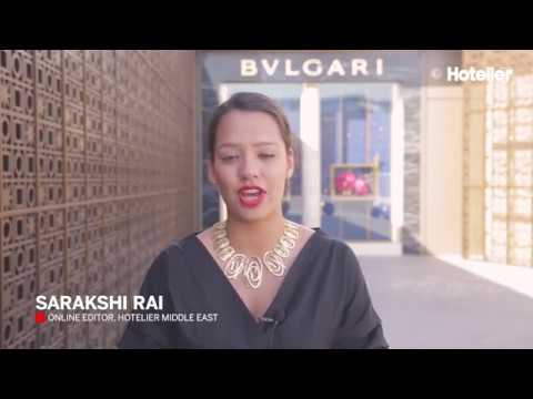 Things you didn't know about Dubai's luxury Bvlgari hotel