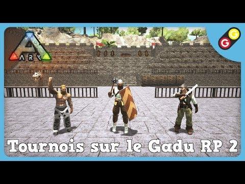 ARK : Survival Evolved - Tournois sur le Gadu RP 2 [FR]