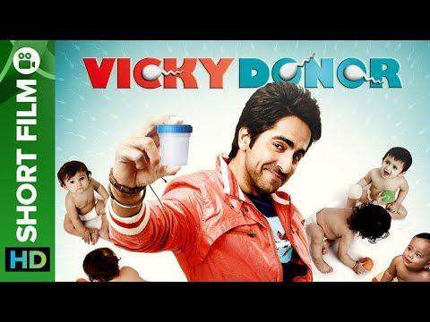 Vicky Donor | A Sperm Donor's Love Story...