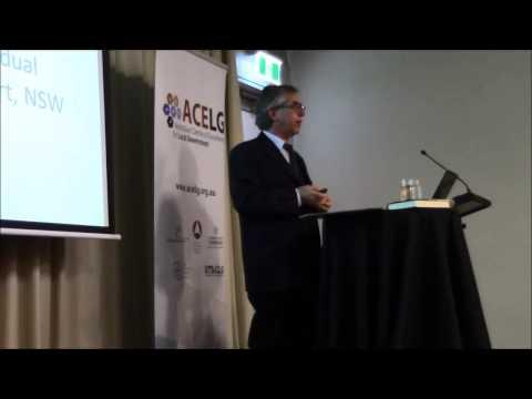 ACELG Seminar Series: Metropolitan Governance