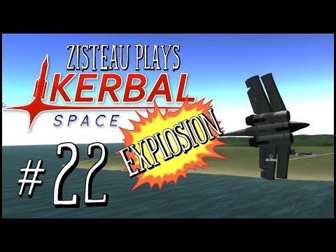 """Kerbal Space Program Ep. 22 - """"Jet Engines"""""""