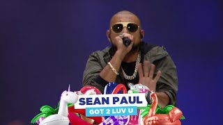 Sean Paul - 'Got To Luv You' (live at Capital's Summertime Ball 2018)