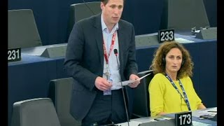 Carthy calls on EU to assist Irish Peace Process