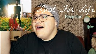 Lana Del Rey ft. The Weeknd - Lust For Life | Reaction