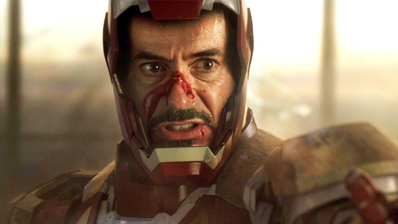 Download Malibu Mansion Attack - Mark 42 Suit Up Scene - Iron Man 3 (2013) Movie CLIP HD