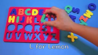 Drawing 123 ABC, Learning Alphabet | Best Education iPad/iPhone Apps Demo for Kids