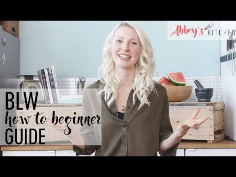 Baby Led Weaning How-To-Guide Beginner Guide