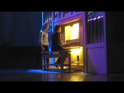 René Louis Becker - First Sonata in G