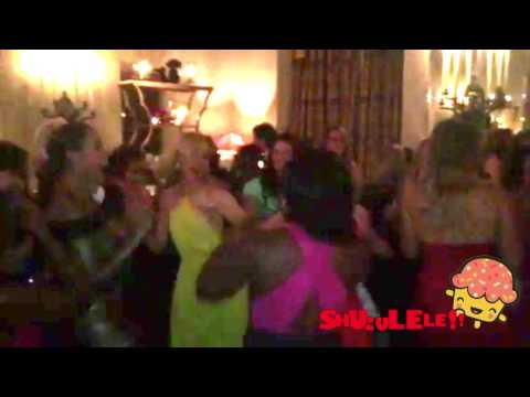 Taylor Schilling dancing afterparty Emmys 2015