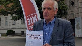 SGP-Vorsitzender Ulrich Rippert im Interview mit RT Deutsch