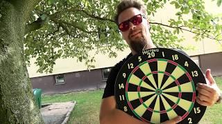 WHIPPIT VS POLSKI | VEM BLIR DART-MÄSTAREN?!