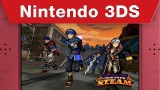 Nintendo 3DS - Code Name: S.T.E.A.M. amiibo Trailer