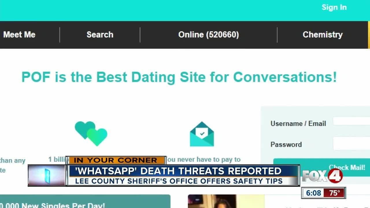 death dating online