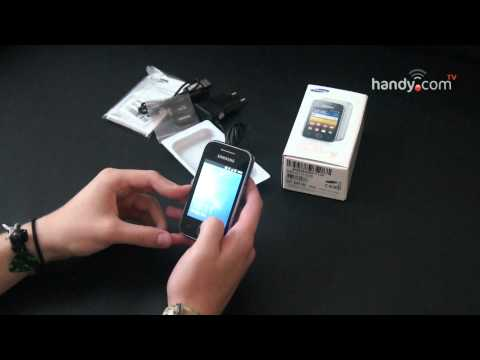 Unboxing: Samsung Galaxy Y - handy.comTV