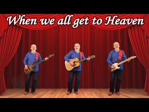 When We All Get To Heaven With Lyrics Classic Gospel Song Hymn - Bird Youmans