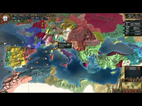 Europa Universalis IV - Massive Multiplayer Game - Ep. 1 by DiplexHeated