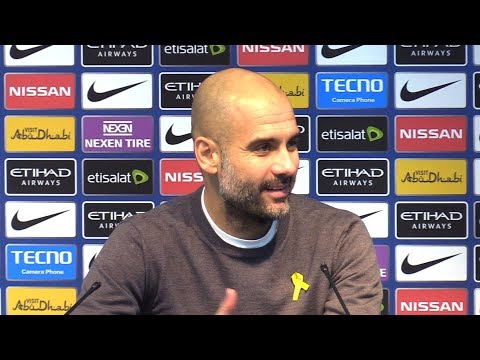 Pep Guardiola Full Pre-Match Press Conference - Newcastle v Manchester City - Premier League