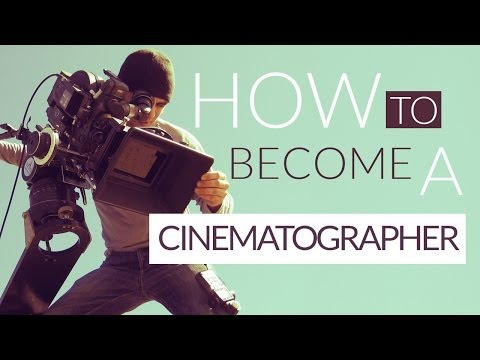 How to Become a Cinematographer | Taught by Andrew Russo (US