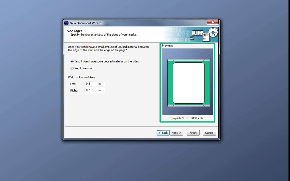 Setting Up a Thermal Label Document with BarTender Software (Tutorial)