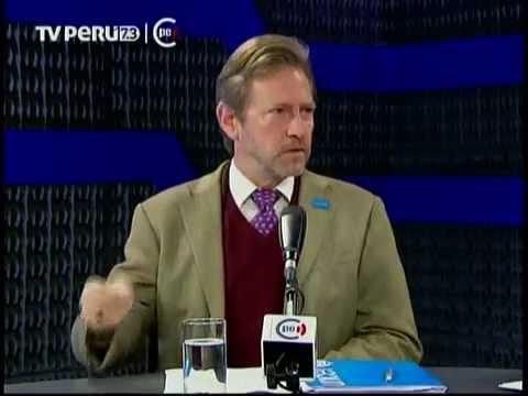 Entrevista a Paul Martin sobre Buena Onda - TV Perú
