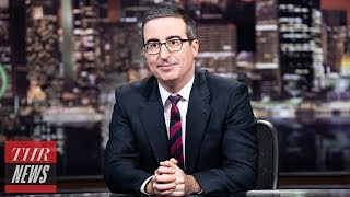 John Oliver Addresses Mass Shootings in El Paso and Dayton | THR News