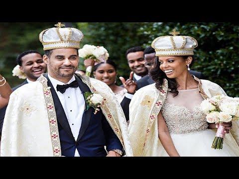 Royal Wedding: American Ariana Austin Marries Ethiopian Prince Joel Makonnen