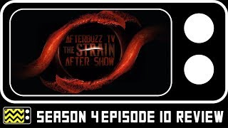 The Strain Season 4 Episode 10 Review & AfterShow | AfterBuzz TV