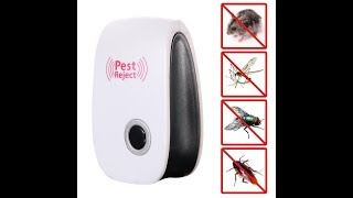 Really Fake Product 2018 Ultrasonic Electronic Magnetic Pest Repeller Anti Mosquito Insect Killer