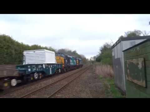 6E44 0741 Carlisle Kingmoor (Drs) to Seaton o-t British Energy