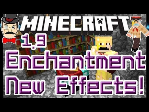 minecraft-1.9-new-enchantment-effects-!-smite,-blast-protection,-unbreaking-&-more!