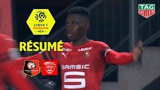 Stade Rennais FC - Nîmes Olympique ( 4-0 ) - Résumé - (SRFC - NIMES) / 2018-19